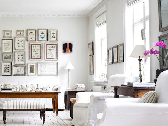 Nashville white interior