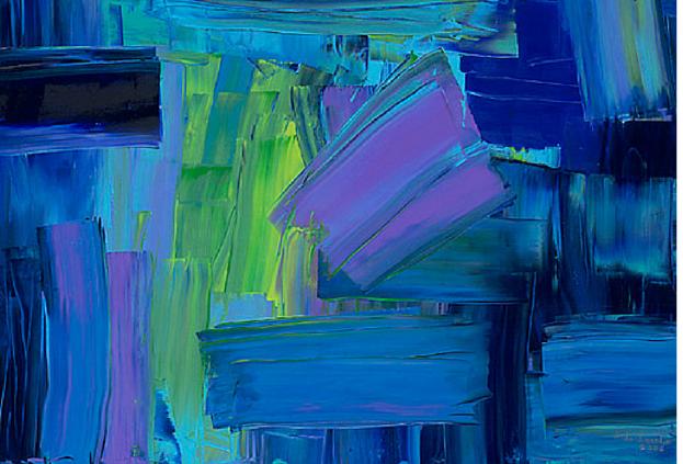 bluegreenpurple